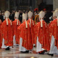 Cardinals Gather In Secret Conclave to Elect a New Pope