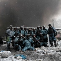 Crisis in Ukraine -- Does the West Have Any Moral Standing?