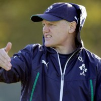 Joe Schmidt Defies Appendicitis to Watch Ireland vs Australia