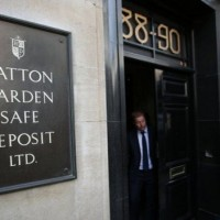 Hatton Garden Diamond Raid
