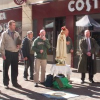 Father Ted meets Monty Python as Brother Dougal hits Limerick in the fight against the evil gays