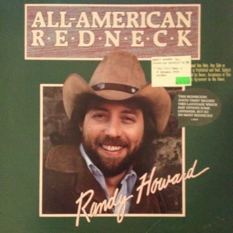 Crowdsourcing a country song -- the Ballad of Randy Howard