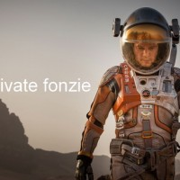 Review. The Martian - spuds in space