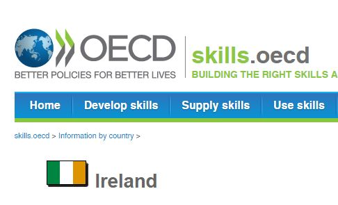 OECD says one in five Irish university students are functionally illiterate