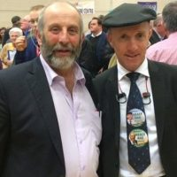 Danny Healy (Rae) and climate change denial