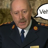 Martin Callinan Decommissions Himself