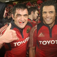 Munster 19 -- London Wasps 3