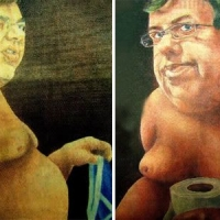 Cowen Nude Pictures - Investigating An Artist