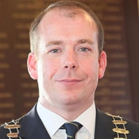 Darren Scully, Naas Mayor, Refuses to Represent Black Africans
