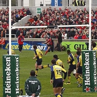 Munster 36 - Clermont 13